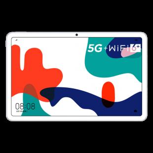 【新品开售】华为5G平板HUAWEI MatePad 5G 10.4英寸 5G全网通版 Wifi6+ 2K全面屏 7nm麒麟820芯片 哈曼卡顿调音 莱茵护眼认证 教育学习平板电脑