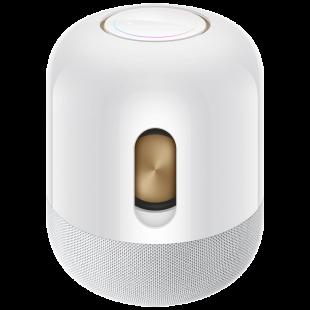 【新品白金版现货发售】HUAWEI Sound X 智能音箱帝瓦雷60W双低音炮 聆听Hi-Res无损音质 一碰传音 智慧空间感知 振动平衡技术 海量音源丰富内容